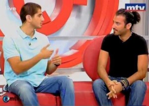 alan azar on mtv - interview